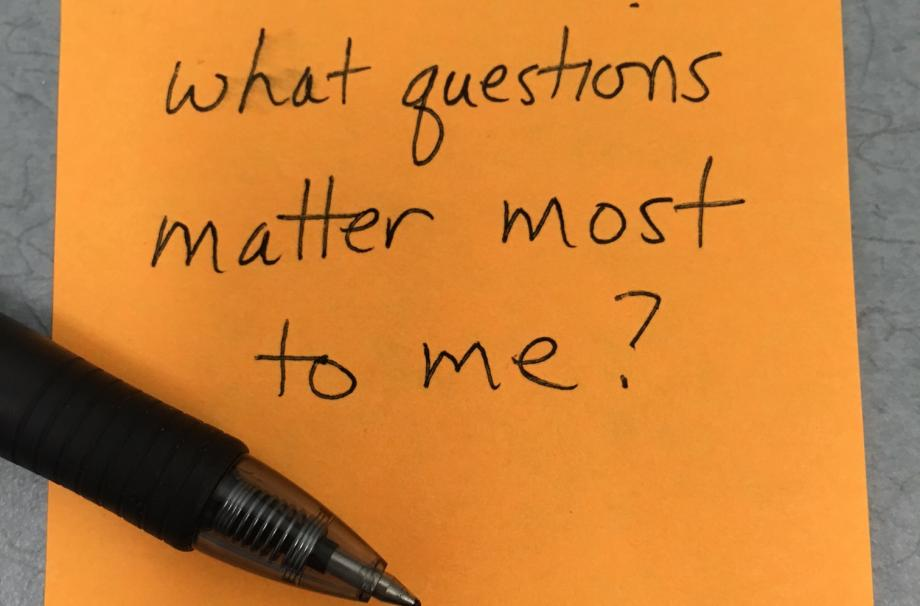 Good interview questions to ask for research paper
